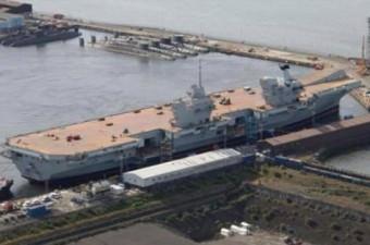 2. HMS Queen Elizabeth  Fiyatı: 9 milyar 300 milyon dolar  279.80 metre uzunuluğa 70 metre genişliğe sahip HMS Queen Elizabeth İngiliz donanmasının en büyük gemisi.