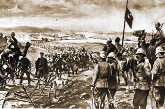 Kut-ül Emare Zaferi - 29 Nisan 1916 13 bin İngiliz askerinin tamamı esir alınmış ve Osmanlı kuvvetlerinin tartışmasız üstünlüğü ile son bulmuştur.