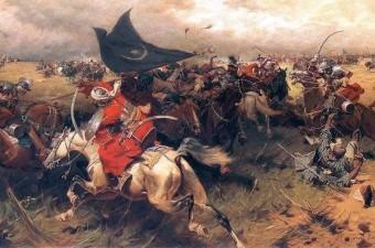 Mohaç Meydan Muharebesi - 29 Ağustos 1526 Kanuni Sultan Süleyman komutasındaki Osmanlı ordusunun Macar Krallığı ordusunu hezimete uğrattığı savaştır