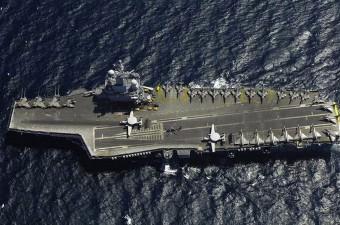 5. Charles de Gaulle Uçak Gemisi  Fiyatı: 4 milyar dolar Yapımı 1986 yılında başlanan ve ancak geçtiğimiz yıllarda denize indirilen Charles de Gaulle Fransızların ilk nükleer uçak gemisi.