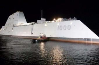 3. DDG 1000 Zumwalt Tipi Muhrip Fiyatı: 7 milyar dolar ABD donanmasının en son teknolojisi otomasyon sistemine sahip DDG 1000 Zumwalt Tipi Muhrip elektromanyetik railgun silahı ile gözdağı veriyor.