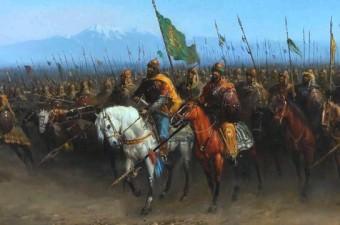 Ankara Savaşı - 28 Temmuz 1402  Osmanlı Devleti'ni Fetret Devri'ne sokan savaştır. Timur'un ordusu ile Yıldırım Bayazıd'ın ordusu Ankara ovasında karşılaşmış ve Timur'un ordusunda bulunan filler nedeniyle Osmanlı kuvvetleri bu savaşı kaybetmiştir.