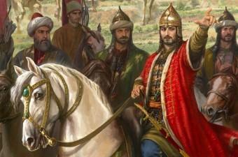 """Fatih'in bu kararlılığında Hz. Muhammed'in """"Kostantiniyye elbette fetholunacaktır. Onu fetheden kumandan ne güzel kumandan, onu fetheden asker ne güzel askerdir.""""  hadisi etkili olmuştur."""