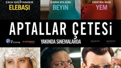 Aptallar Çetesi - Masterminds 2016 Fragmanı