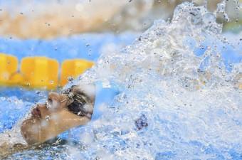 Brezilya'nın Rio De Janeiro kentinde yapılan Rio 2016 Yaz Oyunlarında erkekler yüzme 200 metre sırtüstü yarı finalinde Rus yüzücü Evgeny Rivlov da yarıştı.