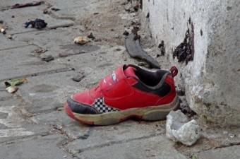 20 Ağustos'ta Gaziantep şehir merkezinde bir ailenin sokakta yaptığı kına gecesine bombalı saldırı düzenlendi.  Fotoğraf: Orhan Erkılıç