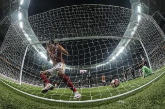 Spor Toto Süper Ligi'nin 5. haftasında Beşiktaş ile Galatasaray, Vodafone Arena'da karşılaştı. Galatasaray'ın golünü Eren Derdiyok (9) attı.