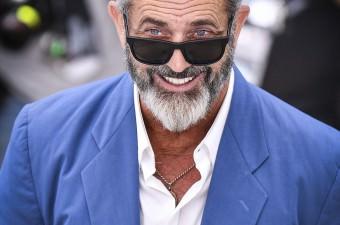 Cannes Film Festivali'nde gösterimi yapılacak olan 'Blood Father' için düzenlenen photocall sırasında Amerikalı oyuncu Mel Gibson poz verdi.
