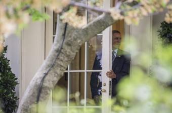 ABD Başkanı Barack Obama, Suudi Arabistan'ın başkenti Riyad'a hareket etmek üzere Beyaz Saray'dan ayrıldı.