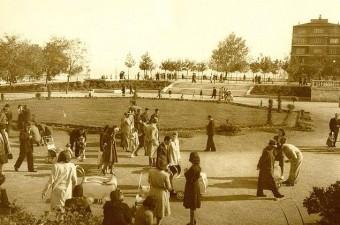 6. 1960'lar. Taksim Gezi Parkı.