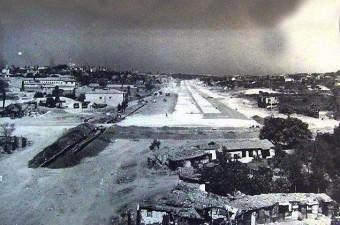 57. Aksaray'daki Vatan Caddesi (1950'li yıllar)