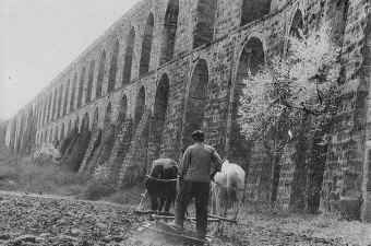105. Kemerburgaz'daki meşhur Uzun Kemer