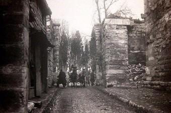 38. Topkapı / 1910