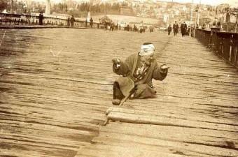 32. Unkapanı Köprüsü / 1910'lar.
