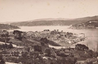 8. Arnavutköy Boğazı 1875 - 1880