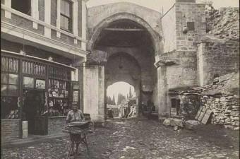 96. Edirnekapı 1800'ler