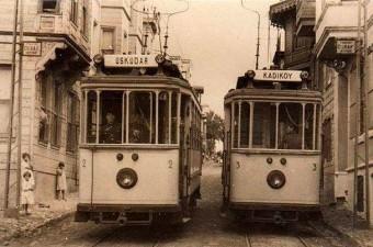 18. Tramvaylar.