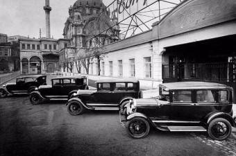 111. 1930'lu yıllar Ford'un Tophane'deki Otomobil Fabrikası