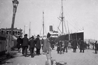 100. Galata Limanı (1910'lu yıllar)