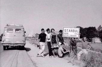 120. 1.466.600 nüfuslu İstanbul. 1960'lı yıllarda İstanbul'a giriş kapısı olarak bilinen Topkapı