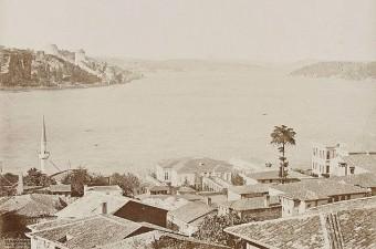 4. Kadilli'den Rumelihisarı'na bakış. 1870