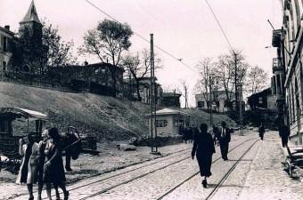 12. Kadıköy Altıyol / 1941