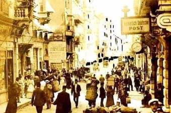 95. 1910 İstiklal Caddesi.