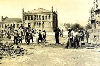 60. Taksim Topçu Kışlası (1940)