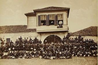 89. San Stefano'da (Yeşilköy) bir çiftlik