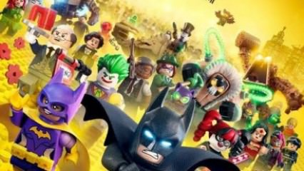 Lego Batman Filmi - The Lego Batman Movie 2017 Fragmanı