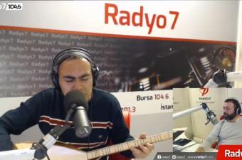 MÜMİN SARIKAYA - Neredesin Sen (Radyo 7 Akustik)