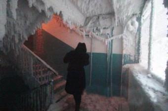2012'nin son günlerinde ülkede soğuk alarmı verildi.