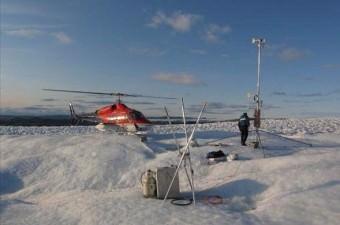 Northice İstasyonu  Yerkürenin en soğuk bölgelerinden biri Grönland'dır. Buna rağmen tarihsel olarak Avrupa'nın bir parçasıdır.