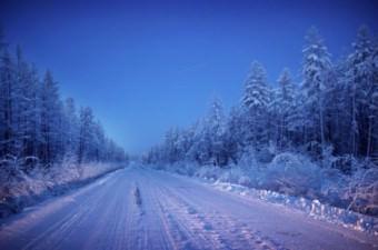 Oymyakon'da hava şartları ne kadar kötü olursa olsun köylüler bölgede yaşamaktan memnun olduklarını söylüyor.