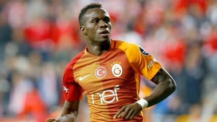 Galatasaray'a Bruma faksı...