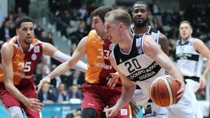 Olaylı derbide kazanan Beşiktaş