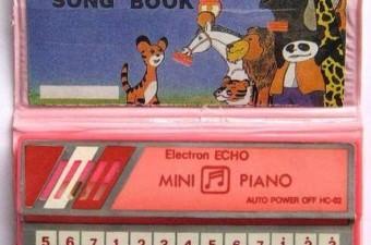 Mini Piyano