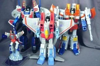 Transformers oyuncakları