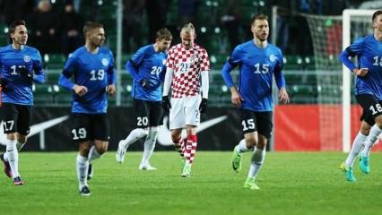 Hırvatistan fena dağıldı!