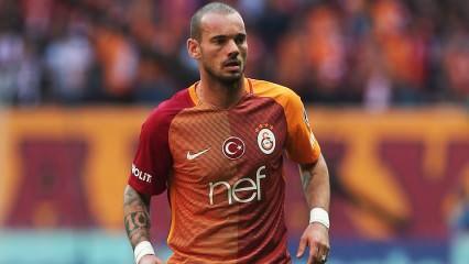 G.Saray bombayı patlatıyor! Sneijder'in yerine...