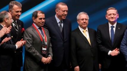 Fenerbahçe'den G.Saray'a çok sert FETÖ cevabı!