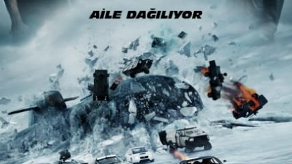 Hızlı ve Öfkeli 8 - The Fate of the Furious 2017 Fragmanı