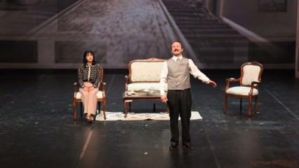 "İBB Şehir Tiyatroları'nın Yeni Oyunu ""Sızı"""