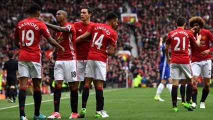 MANU'dan Chelsea'ye dev çelme!