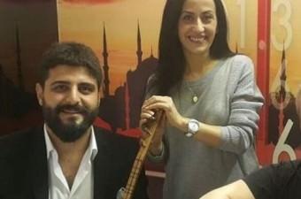Venhar Sağıroğlu & Özgür Akdemir - 25.04.2017 Video Program Tekrarın Sazı Özgür Akdemir