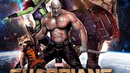 Galaksinin Koruyucuları 2 - Guardians of the Galaxy Vol. 2 2017 Fragmanı