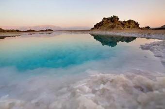 Ölü Deniz(Lut Gölü) aslında sanıldığı kadar ölü değildir. Halofil bakteriler bu tarz tuzlu sularda yaşarlar.