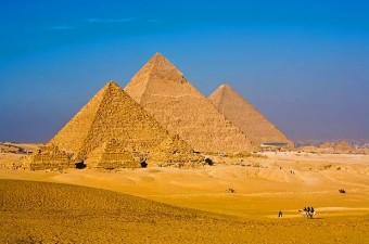 Şayet isterseniz, Mısır piramitlerinin kumlarıyla karıştırılmış reçel alabilirsiniz.