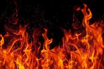 Yangın söndürmek için ses dalgarını kullanan bir cihaz vardır.