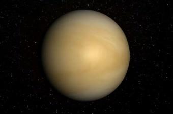 Venüs kendi ekseninde geriye doğru dönmektedir.